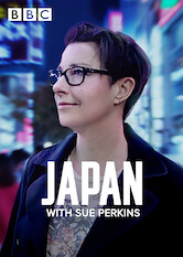 Search netflix Japan with Sue Perkins